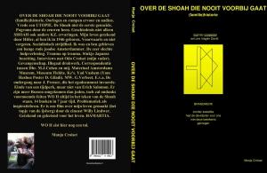 Cover zwart met gele  letters