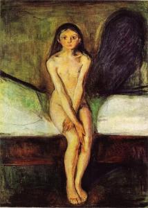 Puberteit Munch