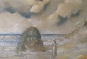 Eindresultaat W Lindeboom portret manja croiset