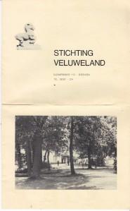 wazig beeld buitenzide Veluweland