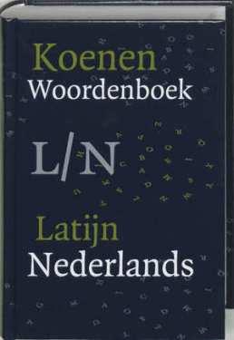 koenen woordenboek latijn-nederlands-e-h-renkema-boek-cover-9789066486270