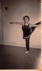 Balletmeisje Manja