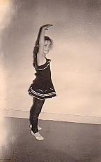 balletmeisje twee stuks