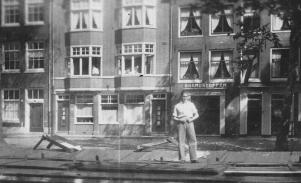 Geboortehuis in 1946