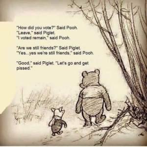 vote pooh n