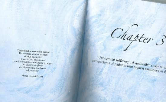 pagina met gedicht